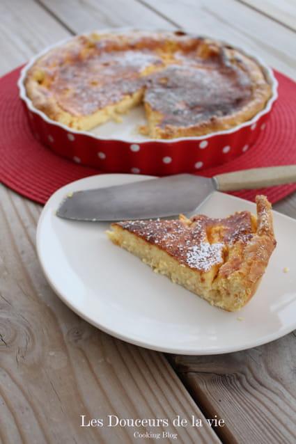 recette de tarte aux petits suisses et abricots la recette facile