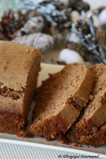 Recette de pain d 39 epices bio sans oeufs bl gluten lait la recette facile - Pain d epice sans gluten ...
