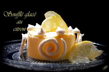 recette de souffl glac au citron la recette facile. Black Bedroom Furniture Sets. Home Design Ideas