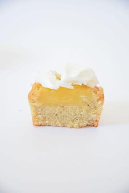 Recette de financier la cr me de citron meringue sans gluten sans lactose - Recette tarte au citron sans meringue ...