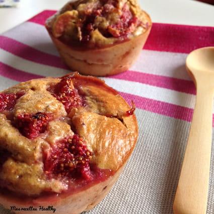 Recette de muffins aux figues fra ches - Cuisiner des figues fraiches ...