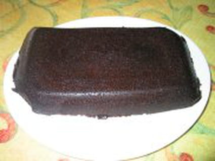 Gâteau au chocolat classique au micro-ondes