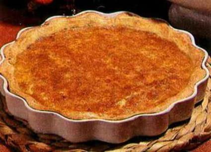 Flamiche ou tarte aux poireaux