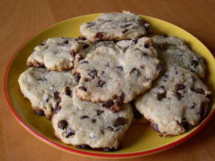 recette de cookies moelleux la recette facile. Black Bedroom Furniture Sets. Home Design Ideas