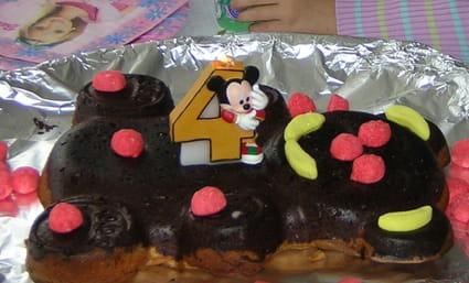 Gâteau nounours