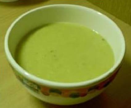 Potage poireaux / pommes de terre