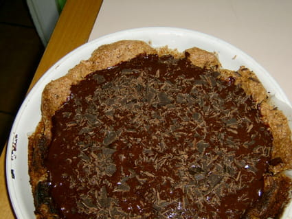recette de tarte craquante au chocolat la recette facile. Black Bedroom Furniture Sets. Home Design Ideas