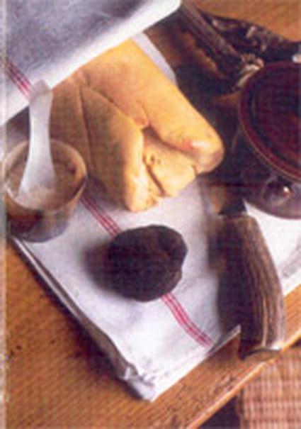 recette de foie gras mi cuit au monbazillac la recette. Black Bedroom Furniture Sets. Home Design Ideas