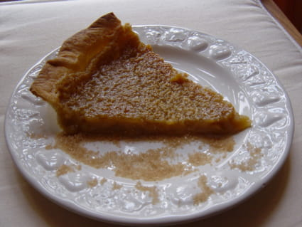 Tarte au sucre made in Canada