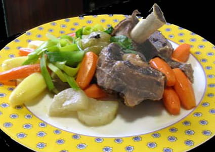 Pot-au-feu traditionnel