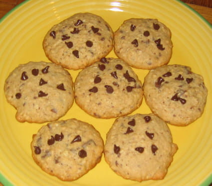 Cookies aux flocons d'avoine express