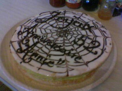 Gâteau mille feuilles