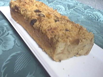 Cake de pain
