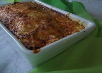 Lasagne épinard ricotta