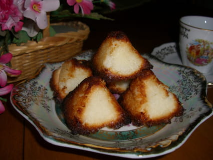 Rochers à la noix de coco classiques
