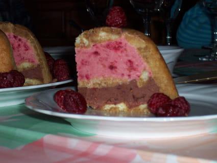 Tiramisu à la fraise et chocolat