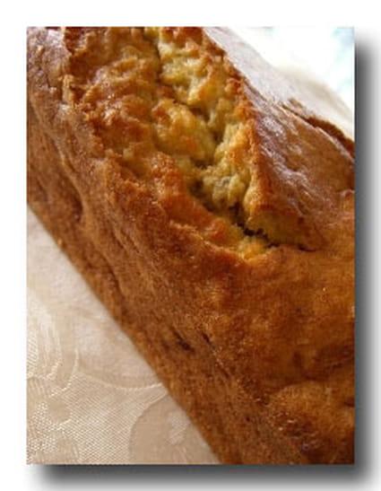 Cake tropical aux bananes