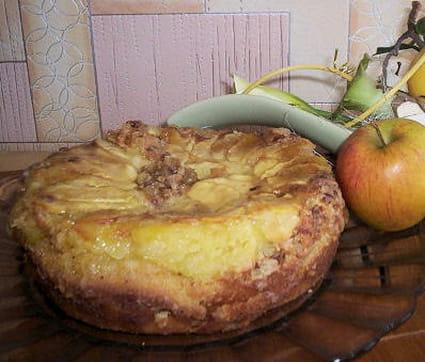 Délice aux pommes