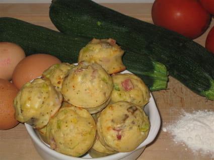 Les petits muffins de l'apéritif