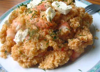 Quinoa de la mer