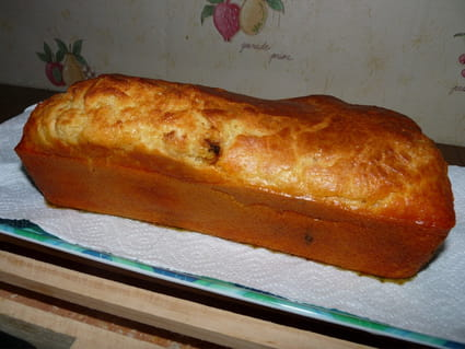 Cake au chorizo simple et rapide