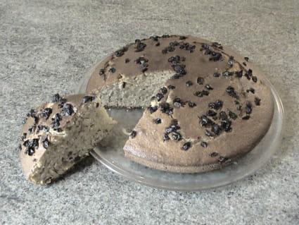 Gâteau de fruits secs