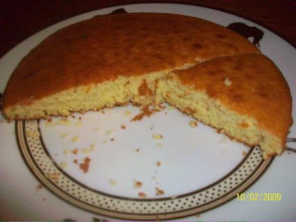 Gâteau au miel