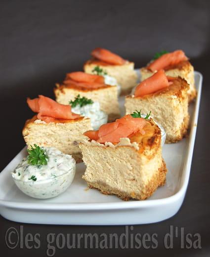 recette de cheesecake au saumon fum sauce tartare la recette facile. Black Bedroom Furniture Sets. Home Design Ideas