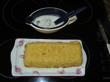 Recette de terrine de la mer au cabillaud et saumon fum - Cuisiner saumon surgele ...