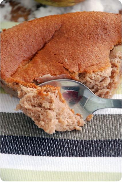 Recette de fondant aux marrons et poires fra ches la - Cuisiner des marrons en boite ...