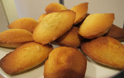 Madeleines (recette facile)