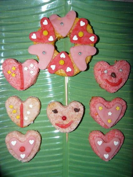 Mini bonbons à la noix de coco