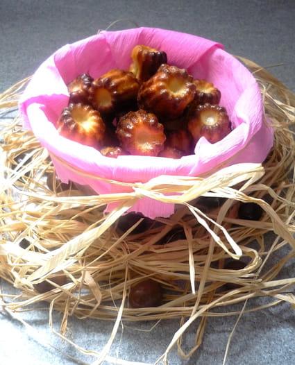 recette mini cannel s bordelais dessert divers. Black Bedroom Furniture Sets. Home Design Ideas