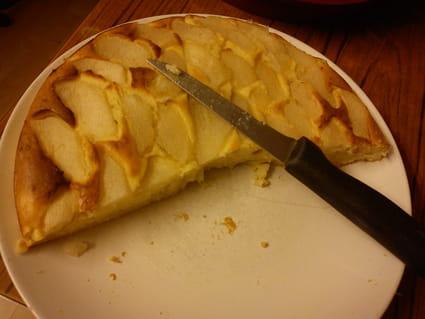 Gâteau léger aux poires