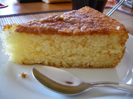 Gâteau rapide au yaourt
