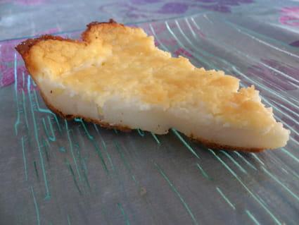 Cuajada, gâteau espagnol au lait