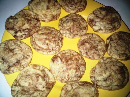 Cookies au Nutella