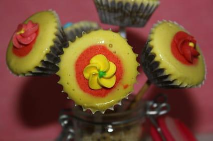 Cupcakes de fêtes