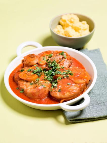 Recette de jarret de veau la milanaise la recette facile - Cuisiner jarret de veau ...