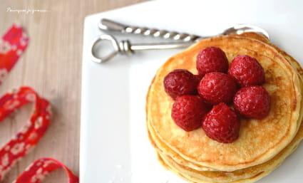 recette de pancakes mascarpone lait de coco noix de coco la recette facile. Black Bedroom Furniture Sets. Home Design Ideas