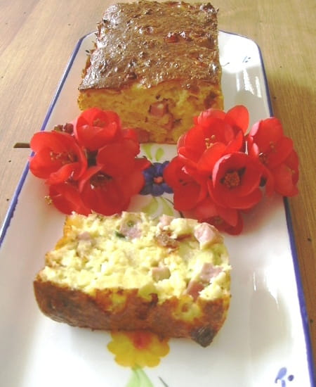 Cake Au Fromage Emmenthal