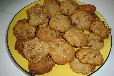Biscuits aux figues la recette facile - Cuisiner des figues fraiches ...