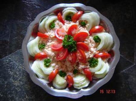 Journal des femmes > cuisiner > salade > salade de riz > salade de riz