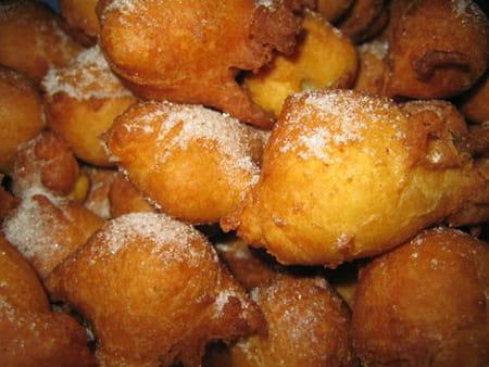 Beignets rapides p pperchen la recette facile - Recette beignet facile avec levure de boulanger ...