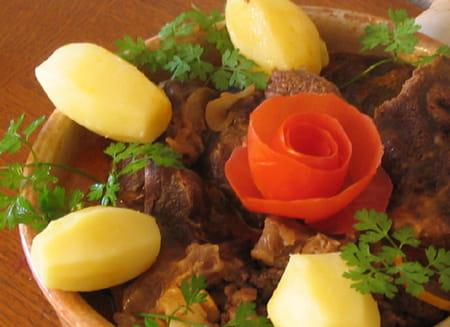 Goulasch la hongroise la recette facile for Cuisine hongroise