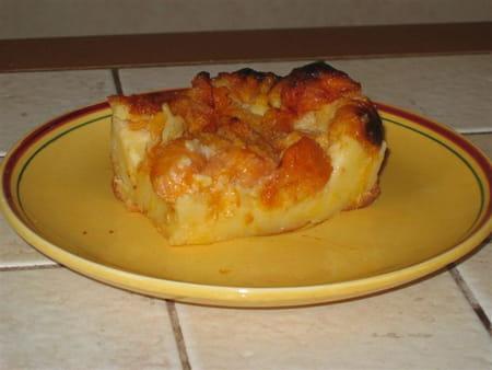 Clafoutis aux abricots la recette facile - Recette mojito fraise pour 10 personnes ...