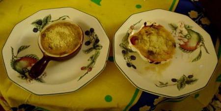 Coquilles saint jacques la b chamel la recette facile - Cuisiner des coquilles saint jacques ...