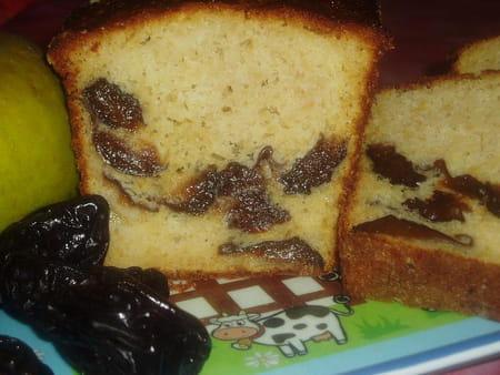 cake pommes pruneaux au calvados la recette facile. Black Bedroom Furniture Sets. Home Design Ideas