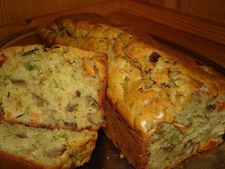 Cake aux l gumes la recette facile - Legumes faciles a cuisiner ...
