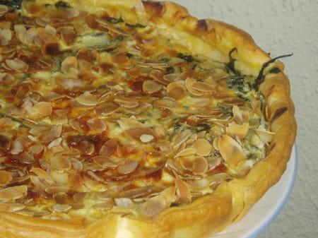 Tarte aux feuilles de blettes la recette facile - Cuisiner blettes feuilles ...